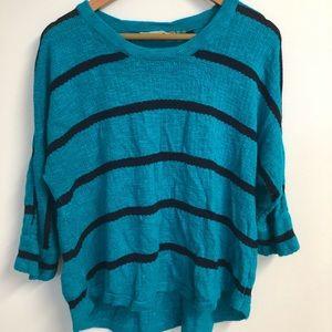 SOFT SURROUNDINGS Women's Striped Sweater